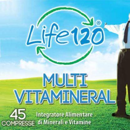 Multi Vitamineral Integratore Alimentare