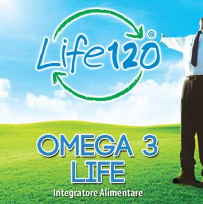 Omega 3 Life Integratore Alimentare