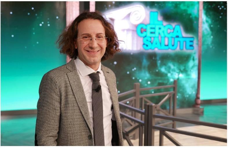 Adriano Panzironi ideatore del Life120 il nuovo Stile di Vita è ospite della trasmissione il Cerca Salute