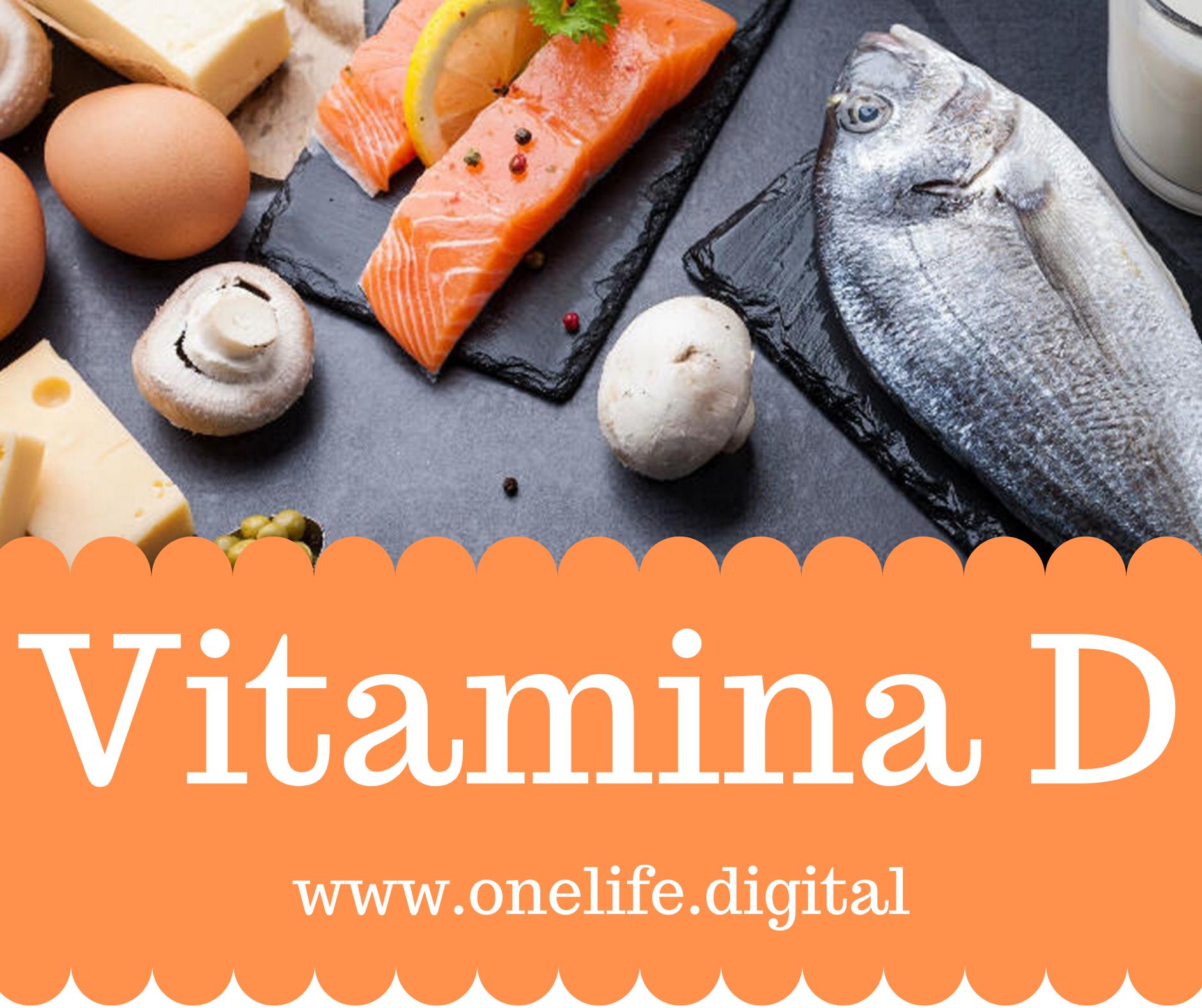 Vitamina D in alimenti e integratori VitaLife D - Life120